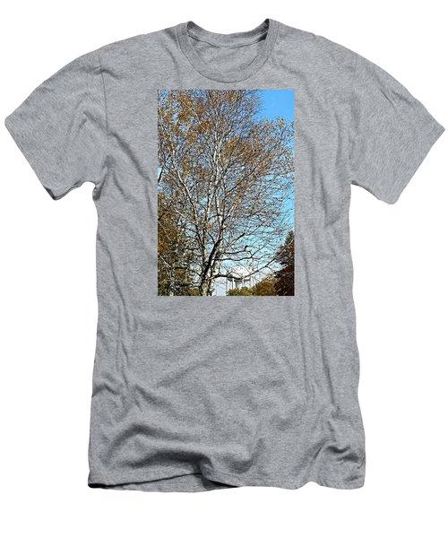 Leftover Men's T-Shirt (Slim Fit) by Jana E Provenzano