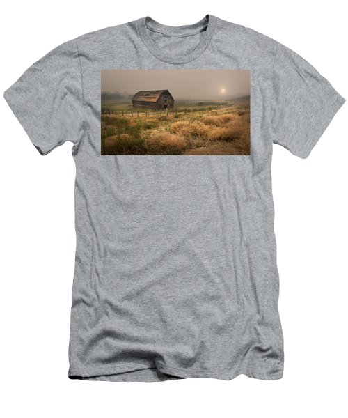 Legacy - Haynes Ranch Barn Men's T-Shirt (Athletic Fit)