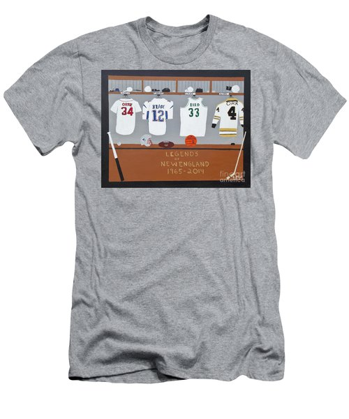Legends Of New England Men's T-Shirt (Athletic Fit)