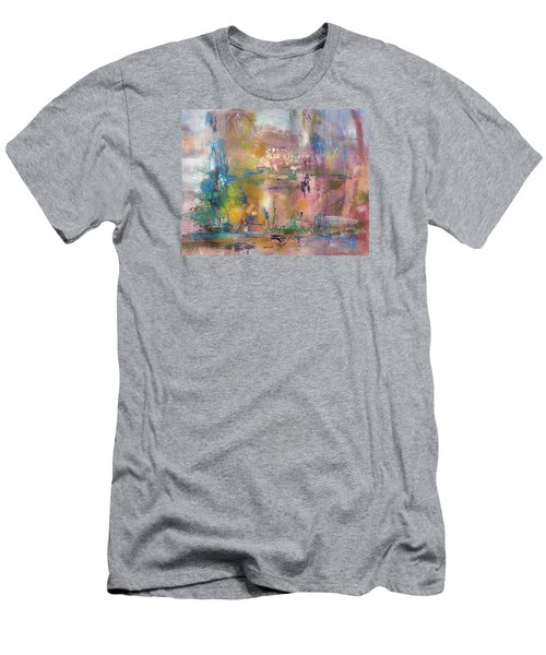 Lemonade From Lemons Men's T-Shirt (Athletic Fit)