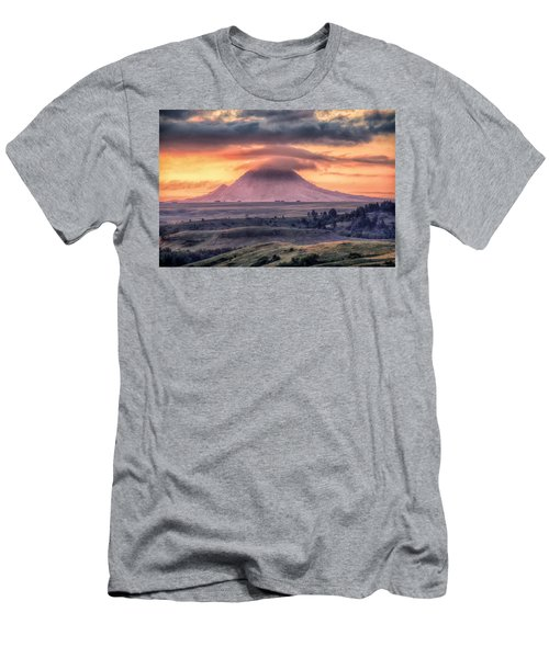 Lenticular Men's T-Shirt (Athletic Fit)