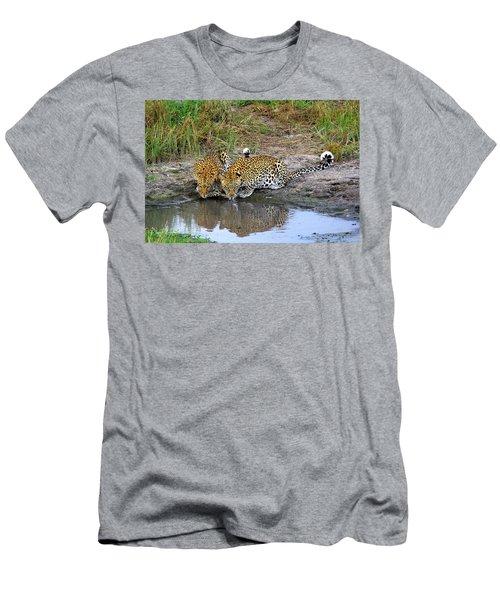 Leopards Men's T-Shirt (Athletic Fit)
