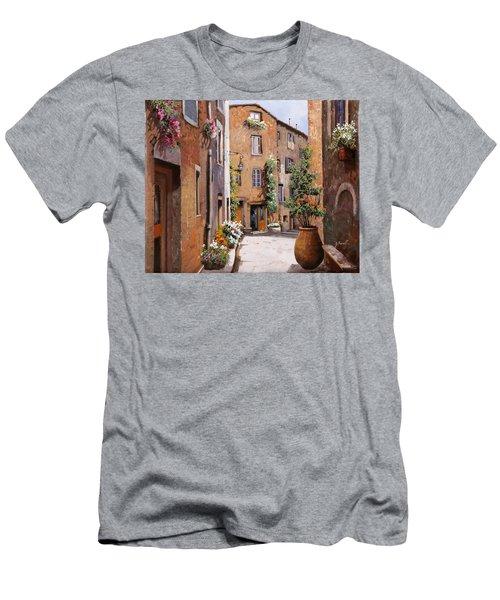 Les Tourrettes Men's T-Shirt (Athletic Fit)