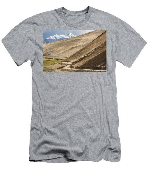 Less Traveled, Karzok, 2006 Men's T-Shirt (Athletic Fit)