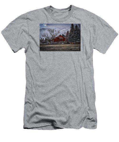 Let It Be Men's T-Shirt (Slim Fit)