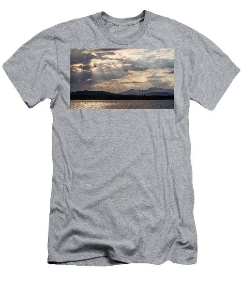 Let's Get Lost Men's T-Shirt (Athletic Fit)