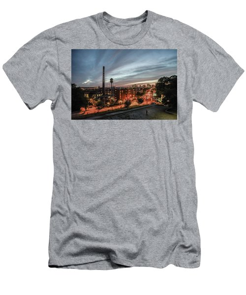Libby Hill Post Sunset Men's T-Shirt (Athletic Fit)