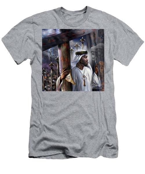 Liberation Beyond Comprehension2 Men's T-Shirt (Athletic Fit)