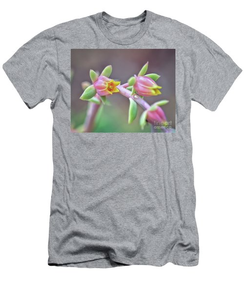 Men's T-Shirt (Athletic Fit) featuring the photograph Life Delights In Life by Kerri Farley