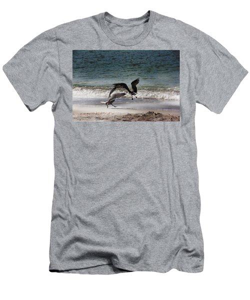 Life In Flight Men's T-Shirt (Athletic Fit)
