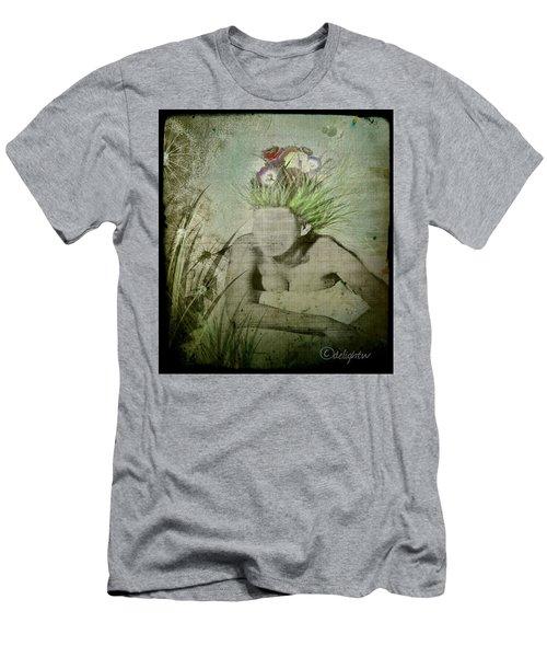 Life's A Beach Men's T-Shirt (Athletic Fit)