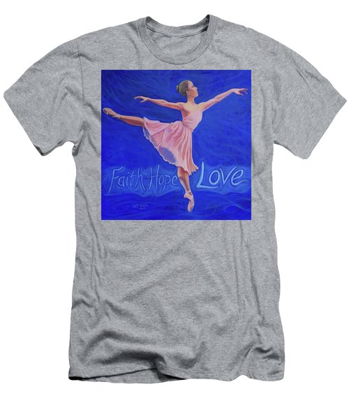 Life's Dance Men's T-Shirt (Athletic Fit)