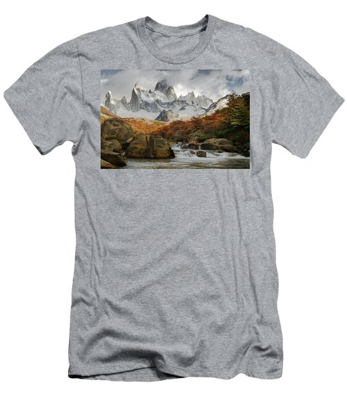 Lifespring 3 Men's T-Shirt (Athletic Fit)