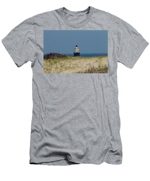 Light House At The Cape Men's T-Shirt (Athletic Fit)