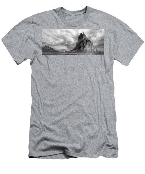 Light On Shiprock Men's T-Shirt (Athletic Fit)