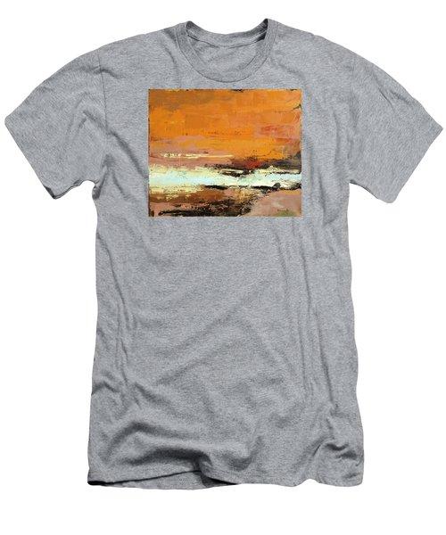 Light On The Horizon Men's T-Shirt (Slim Fit) by Nathan Rhoads