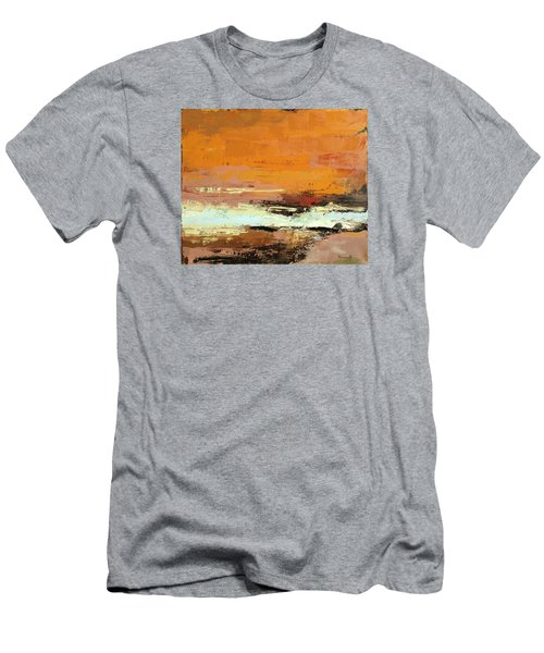 Light On The Horizon Men's T-Shirt (Athletic Fit)