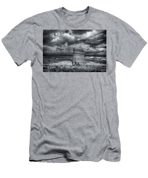 Light On The Rock Men's T-Shirt (Slim Fit)