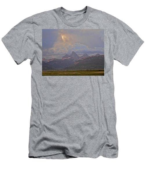 Light Storm Men's T-Shirt (Slim Fit) by Eric Tressler