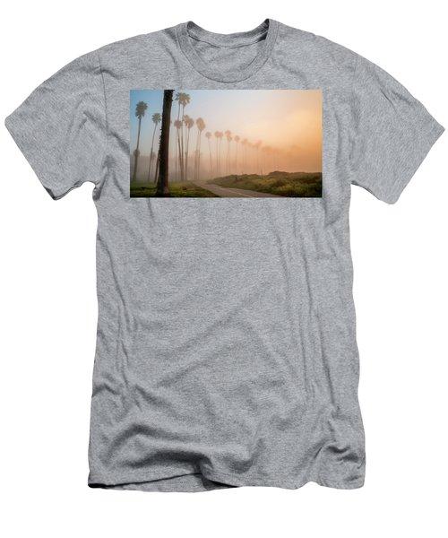 Lighter Longer Men's T-Shirt (Slim Fit) by Sean Foster