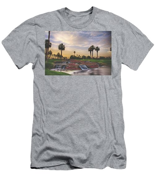 Like A Story Of Love Men's T-Shirt (Athletic Fit)