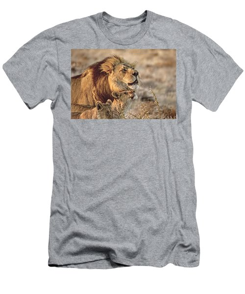 Like Father Like Son Men's T-Shirt (Athletic Fit)