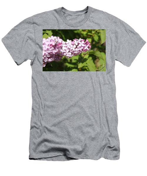 Lilacs 5550 Men's T-Shirt (Athletic Fit)