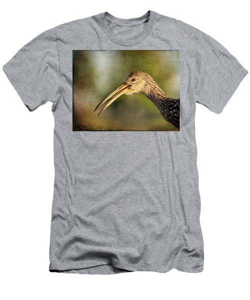 Limpkin 1 Men's T-Shirt (Athletic Fit)