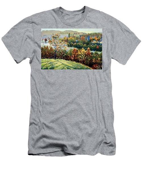 Linganore Dew Men's T-Shirt (Athletic Fit)