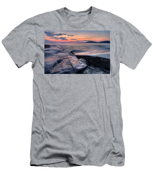 Liquid Lagoon  Men's T-Shirt (Athletic Fit)
