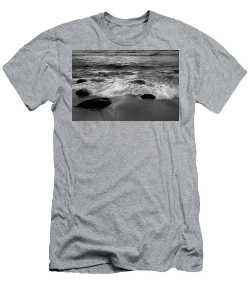 Liquid Veil Men's T-Shirt (Slim Fit) by Edgar Laureano