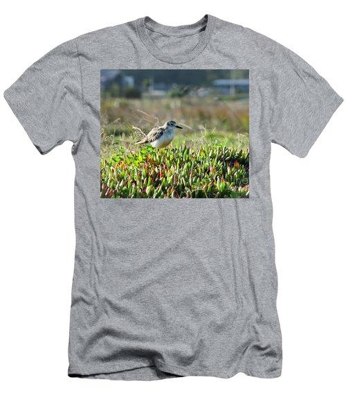Little Bird Men's T-Shirt (Slim Fit) by Yurix Sardinelly