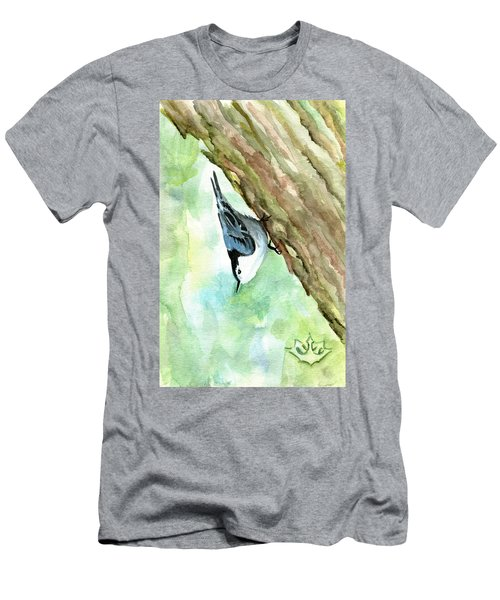Little Friend Men's T-Shirt (Athletic Fit)