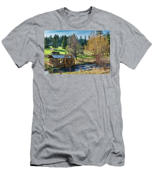 Little Old Mill Men's T-Shirt (Athletic Fit)
