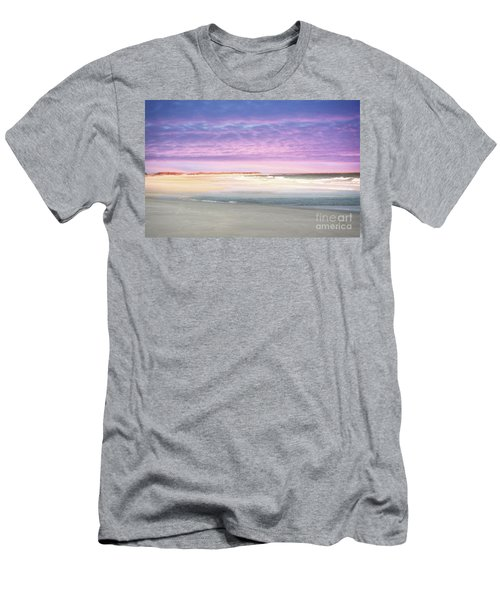 Men's T-Shirt (Slim Fit) featuring the photograph Little Slice Of Heaven by Kathy Baccari