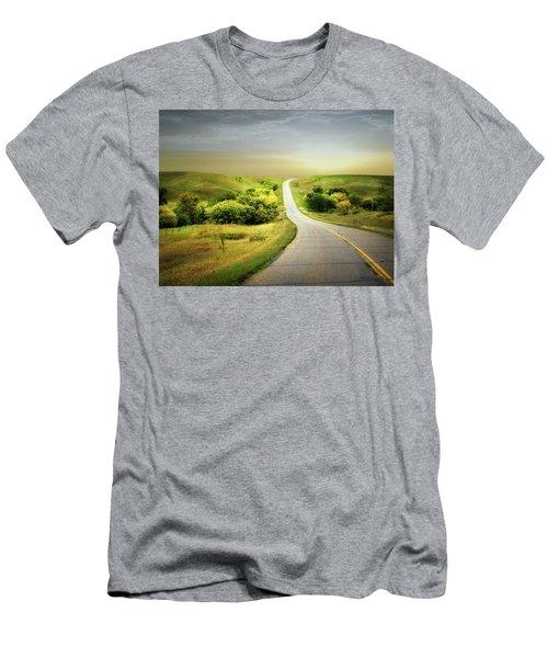 Little Valley Men's T-Shirt (Athletic Fit)