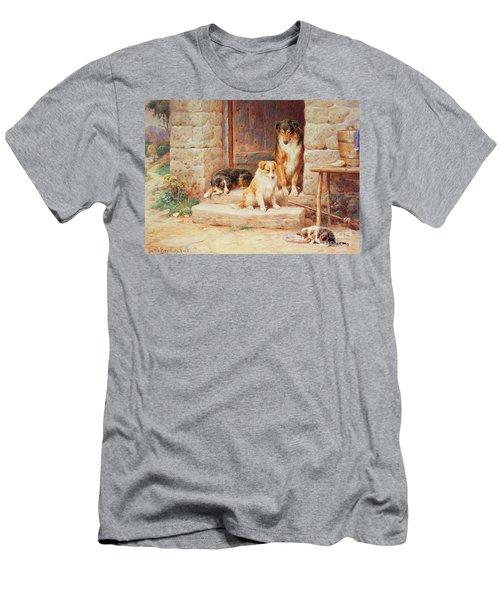 Live And Let Live Men's T-Shirt (Athletic Fit)
