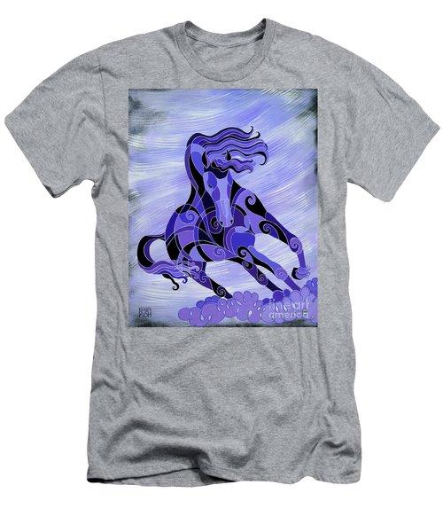 Living Life At Full Tilt Men's T-Shirt (Athletic Fit)