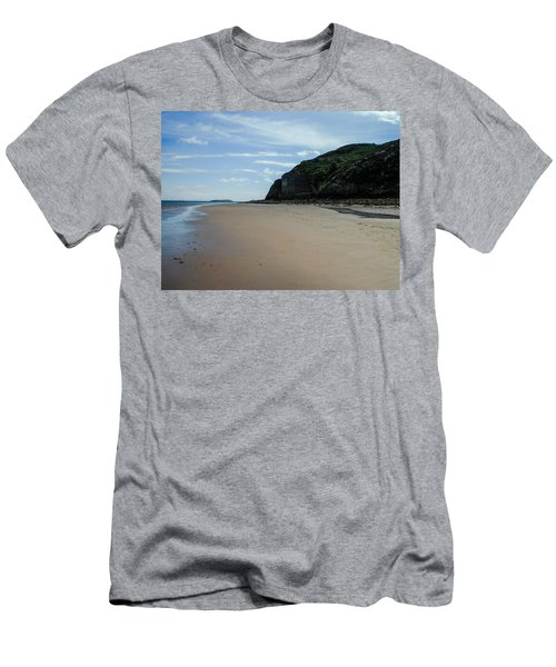 Llandbedrog Headland, Lleyn Peninsula, North Wales Men's T-Shirt (Athletic Fit)