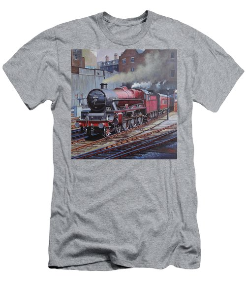 Lms Jubilee At New Street. Men's T-Shirt (Slim Fit) by Mike  Jeffries