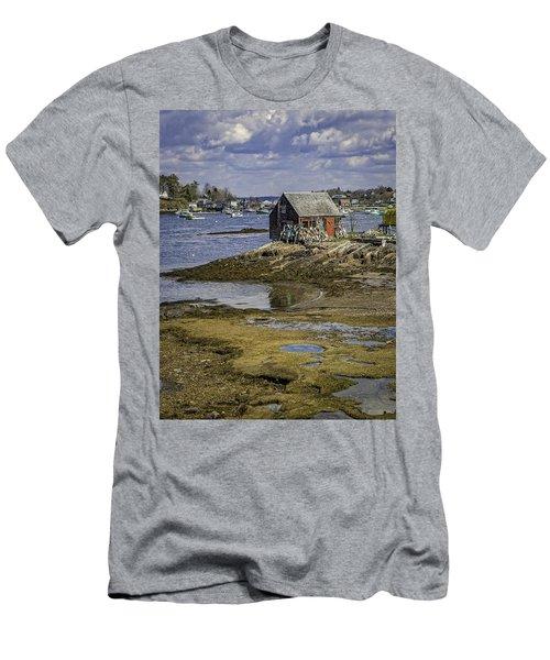 Lobster Shanty Men's T-Shirt (Athletic Fit)