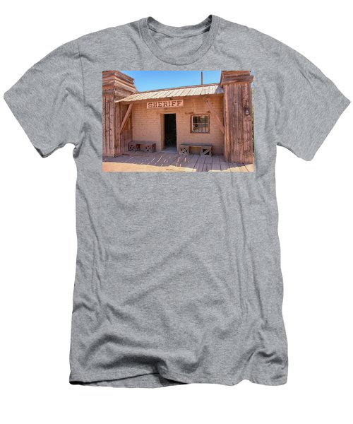 Local Sheriff Tucson Men's T-Shirt (Athletic Fit)