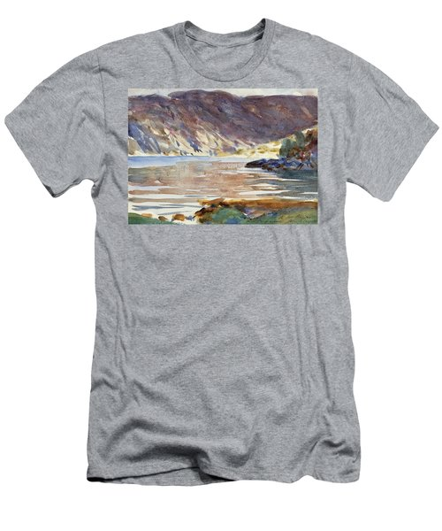 Loch Moidart Men's T-Shirt (Athletic Fit)
