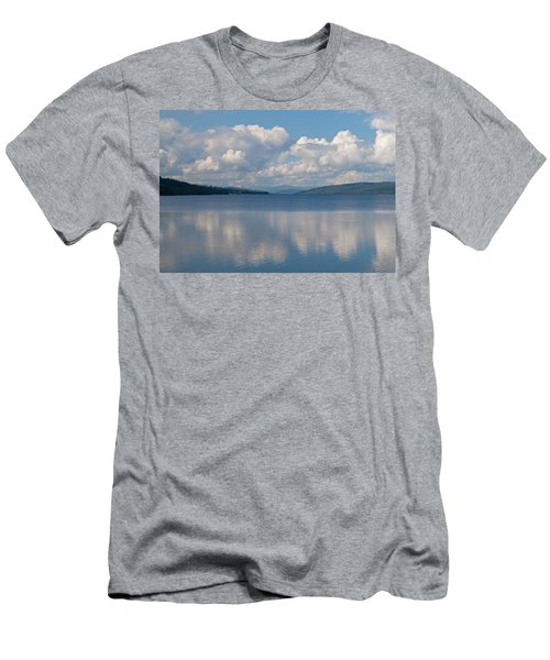 Loch Rannoch Clouds Men's T-Shirt (Athletic Fit)