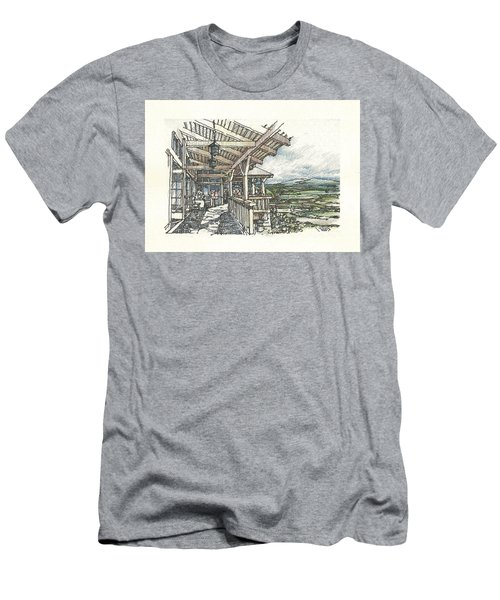 Lodge 2 Men's T-Shirt (Slim Fit)