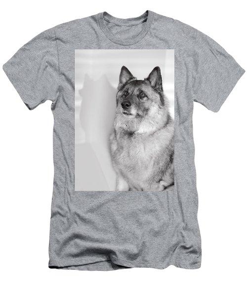 Loki Bw Men's T-Shirt (Athletic Fit)
