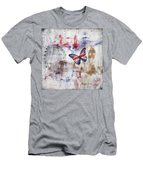 London Iconic Men's T-Shirt (Athletic Fit)