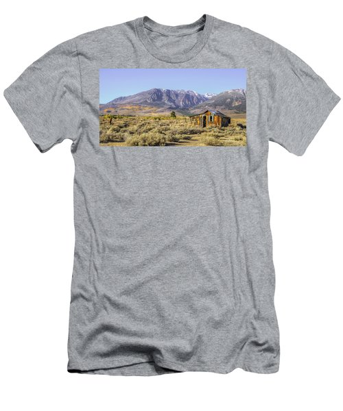 Lone On The Range  Men's T-Shirt (Athletic Fit)