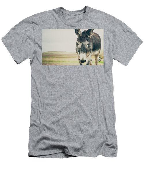Lone Ranger Men's T-Shirt (Slim Fit) by Cynthia Traun