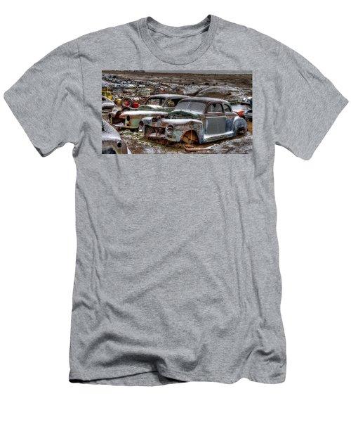 Long Ride Men's T-Shirt (Athletic Fit)